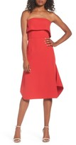 Chelsea28 Women's Aurora Rose Crepe Popover Dress