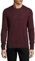 Michael Kors Merino Wool Crew Neck Sweater