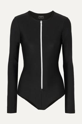 Cover Swimsuit - Black