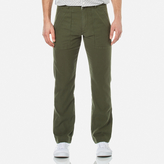 Garbstore Men's Patch Pocket Fatigue Pants Olive