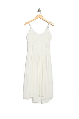 Reiss Thora Pleat Front Cami Dress