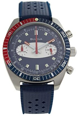 Bulova Archive Series Surfboard - 98A253 (Blue) Watches