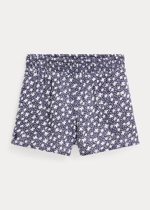 Ralph Lauren Floral Cotton-Blend Short