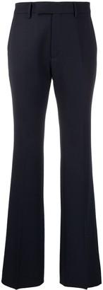 Etro Flared High Waist Trousers