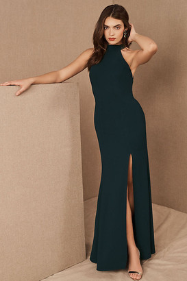 BHLDN Montreal Dress By in Green Size 6