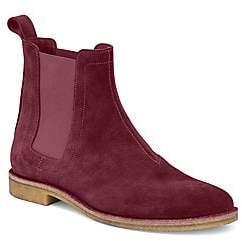 Bottega Veneta Men's Suede Chelsea Boots