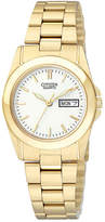 Women's Gold-Tone Stainless Steel Bracelet Watch 28mm EQ0562-54A