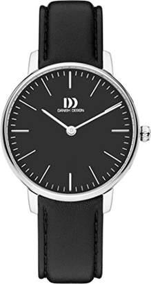 Danish Designs Danish Design Women's Analogue Quartz Watch with Leather Strap DZ120598