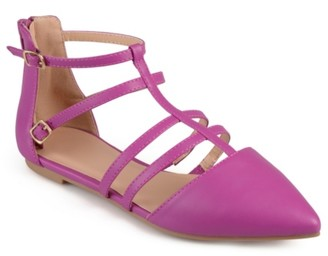 Journee Collection Dorsy Flat