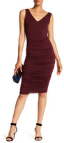 Bailey 44 V-Neck Ruched Dress