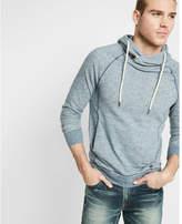 Express slub raglan hoodie