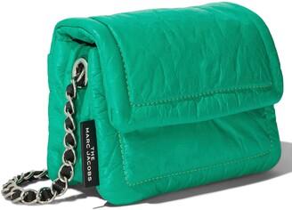 Marc Jacobs The Mini Pillow Leather Shoulder Bag