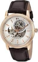 Stuhrling Original Men's Acheron Automatic Skeleton Watch 1076.3345K2