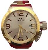 TW Steel Canteen CB31 Stainless Steel & Gold Plated 45mm Mens Watch