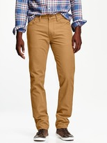 Old Navy 5-Pocket Slim Canvas Pants