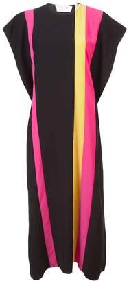 Carolina Herrera Colour-Block Dress