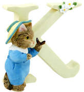 Beatrix Potter NEW Alphabet Initial K Tom Kitten