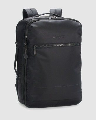 Hedgren - Black Weekender - Wander Duffle-Backpack RFID - Size One Size at The Iconic