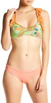 Maaji Oil Paint Palette Reversible Padded Bikini Top