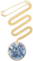 Renee Lewis Sapphire Shake Necklace