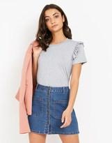 Vero Moda Mini Denim Skirt