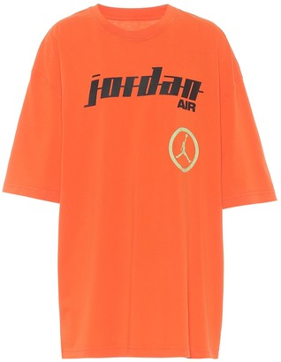 Nike Jordan Moto cotton T-shirt