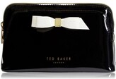 Ted Baker Aubrie medium bowcos makeup bag