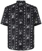 Saint Laurent Ikat Print Shirt