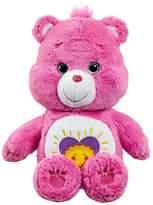 Care Bears Medium Plush With DVD - Shine Bright Bear
