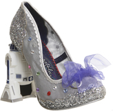 Irregular Choice Glitzy Artoo Heel