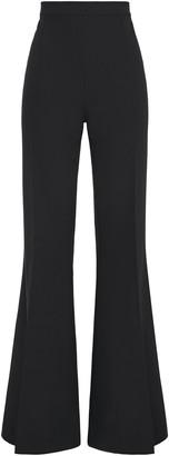 Safiyaa Stretch-crepe Flared Pants