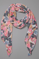 Thakoon Orchid Scarf