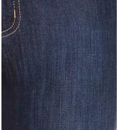 Current/Elliott The Side Slit Stiletto skinny jeans