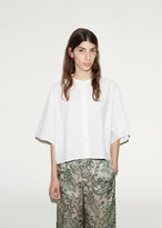 Acne Studios Bridget Cotton Blouse