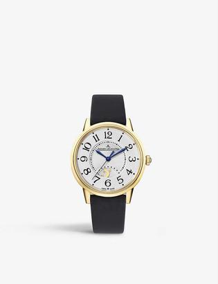 Jaeger-LeCoultre Q3441420 Rendez-vous white gold automatic watch