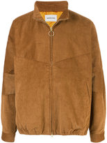 Monkey Time Corduroy Bomber Jacket