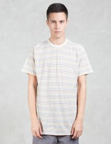 Norse Projects Niels Mouline Stripe S/S T-Shirt