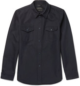 Calvin Klein Collection - Forge Twill Overshirt