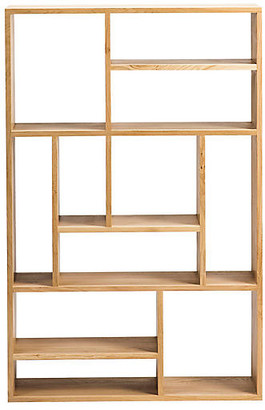 Ethnicraft Mondrian Small Bookcase - Oak