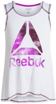 Reebok Hooded Practice Shirt - Sleeveless (For Big Girls)