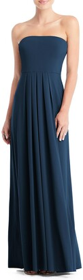 Dessy Collection Multi-Way Loop A-Line Gown