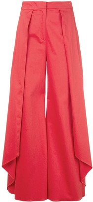 Alexis Osborne Scarlet Red Pants