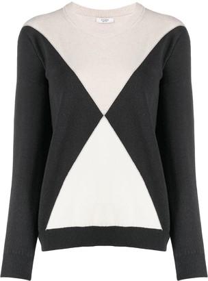 Peserico Bi-Colour Sweater