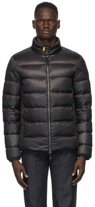 Parajumpers Black Down Dillon Sheen Jacket