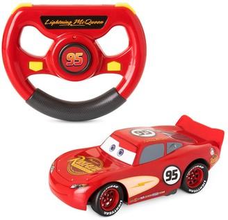 Disney Lightning McQueen Remote Control Vehicle Cars