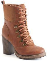 UNIONBAY Lionel Women's Combat Boots