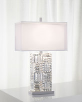 John-Richard Collection Crystal Prisms Table Lamp