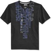 Sean John Men's Linear Reduction T-Shirt