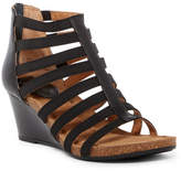 Sofft Mati Caged Wedge Sandal