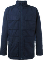 Norse Projects roll neck zip up jacket